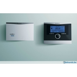 Adorashop - VAILLANT CALORMATIC VRT 370F Draadloze modulerende kamerthermostaat